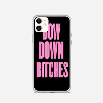 Bow Down iPhone 11 Case