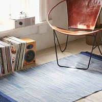 4040 Locust Space Dyed Woven Rug