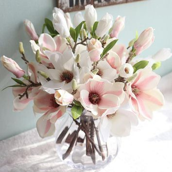 wedding decoration silk flowers for a wedding artificial flowers home decoration artificial rose for home decoration #303