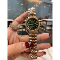 ROLEX Hot Vintage Fashion Quartz Classic Watch Round Ladies Women Men wristwatch On Sales Jovia