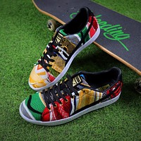 The Notorious B.I.G COOGI x Puma Suede Classic Color Fabric Low Shoes