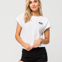 VANS Tooned Up Womens Tee | Graphic Tees
