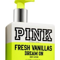 Victorias Secret Pink Fresh Vanillas Dream on Body Lotion