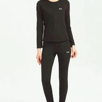 UNDER ARMOUR Warm And Bottom Sports suit For Women B-ZDL-STPFYF