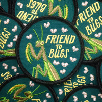 Friend To Bugs Patch