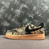 Realtree x Nike Air Force 1 Low AF1 Tan Camo