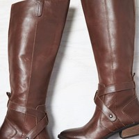 AEO Women's Dv By Dolce Vita Riding Boot (Dark Brown)