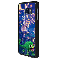 Pascal lantern castle Disney Tangled c492728c-8067-440a-92a0-78880cedfd93 for Samsung Galaxy S6 Edge Plus Case *RA*