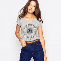 Casual Astrology Printed Shirt