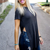 Ups and Downs Tunic Top