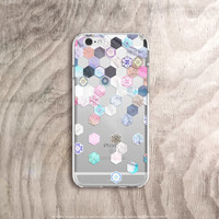 iPhone 6s Case Marble iPhone 6S Plus Case Clear Marble iPhone 6 Case Note 5 Clear Samsung Galaxy S7 Case Marble PRINT not Real Marble