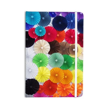 """Heidi Jennings """"Adored"""" Colored Circles Everything Notebook"""