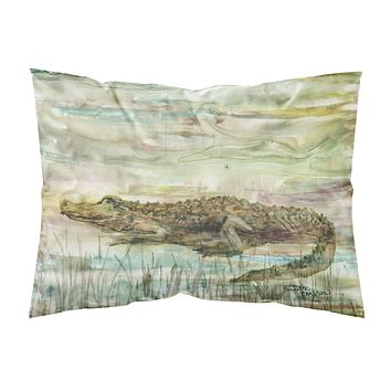 Alligator Sunset Fabric Standard Pillowcase SC2016PILLOWCASE