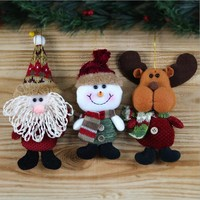 17*7cm Christmas  Tree Hanging Decoration