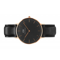 Classic Black Sheffield 36mm