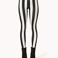 Mod Striped Leggings