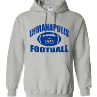 Indianapolis Colts Football Hoodie
