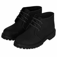 ARROW LACE UP BOOTS