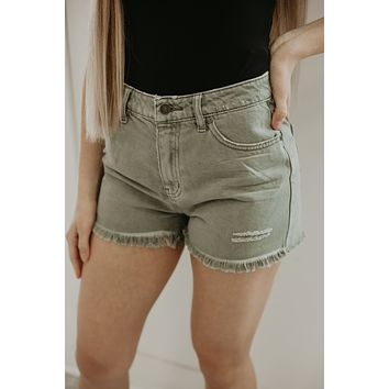 Bristol Denim Shorts