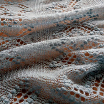 newborn blanket blue crochet baby wrap car seat blanket baby travel wool lace baby blanket soft aqua blanket knit throw hand knit blanket