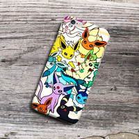 Jolteon Flareon Vaporeon Eevee For iPhone 6 6s 6 Plus 6s Plus SE
