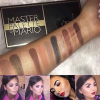 Brand New Master Palette by Mario Eyes  12 Colors Eyeshadow