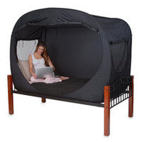 Privacy Pop Bed Tent - Bed Bath & Beyond