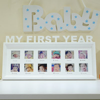 Baby's First Year Creative Memory Frame