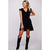 Make An Impression Dress (Black)