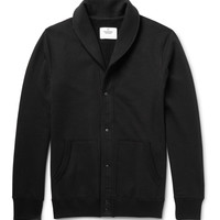 Reigning Champ - Shawl-Collar Loopback Cotton-Jersey Cardigan | MR PORTER