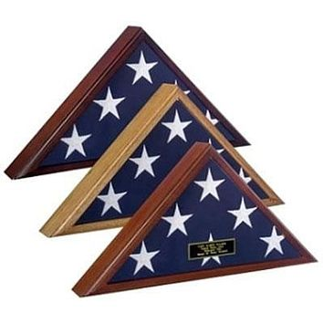 Flag Connections Flag Display Case 5x8 flag, Capitol Hill Flag Case