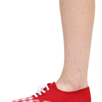 PICNIC TENNIS SNEAKERS