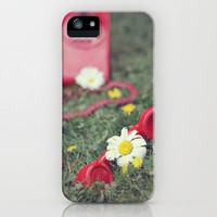 Hello? iPhone & iPod Case by Christine Hall