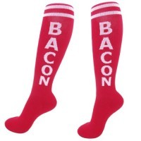 """Search results for: '""""Bacon Unisex Athletic Socks""""' - Whimsical & Unique Gift Ideas for the Coolest Gift Givers"""