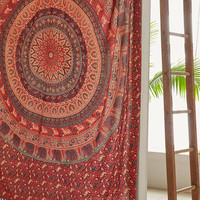 Magical Thinking Menagerie Medallion Tapestry | Urban Outfitters