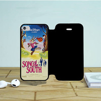 Song Of The South iPhone 5S Flip Case   Tegalega