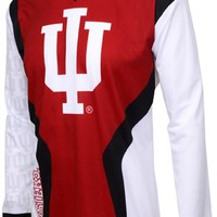 NCAA Men's Adrenaline Promotions Indiana Hoosiers MTB Cycling Jersey