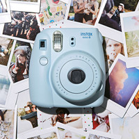 Fujifilm Instax Mini 8 Camera - Blue
