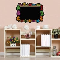 Chalkboard Wall Decals for Kids Room