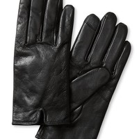 Banana Republic Notched Leather Glove