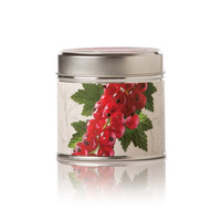 ROSY RINGS RED CURRANT & CRANBERRY SOY TIN
