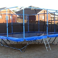 Olympus Pro 14 x 16 | Rectangle Trampolines