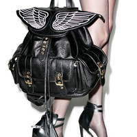 Dolls Kill Angel of Mine Backpack