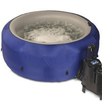 Spa2Go STG-1 Round Complete Portable Inflatable Spa