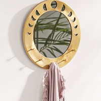 Luna Moon Cycle Storage Mirror | Urban Outfitters