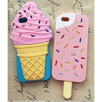 Ice cream Sprinkles iPhone case phone