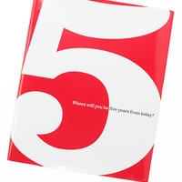 5: LIFE PLAYBOOK | Plan Your Next Five Years | UncommonGoods