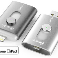iStick™: USB Flash Drive with Lightning for iPhone and iPad