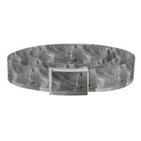 Duct Tape Collage Belt