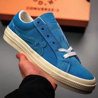 Trendsetter Converse  Women Men Fashion Casual Low-Top Old Skool Shoes